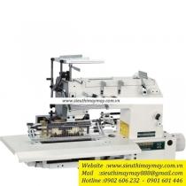 QB008-25064P máy nhiều kim Qingben ,máy 25 kim ,khoảng cách mỗi kim 6.4mm