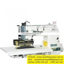 QB008-33048P máy nhiều kim Qingben ,máy 33 kim ,khoảng cách mỗi kim 4.8mm