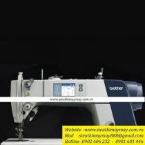 S7300A-433 máy may Brother ,máy 1 kim điện tử cắt chỉ tự động ,motor liền trục ,dầu khô