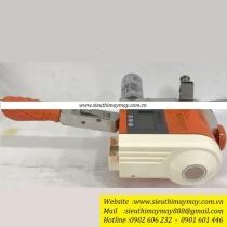 SM-170 máy cắt Simon ,máy cắt đầu bàn motor Servo tiết kiệm điện ,thanh ray có lỗ xả bụi ,dài 2,6 mét ,tay cầm ngắn và dài ,độ ồn <78 db ,để đạt tới tốc độ cao nhất chỉ mất 1 giây