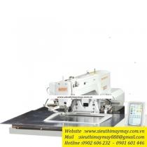 SM-3020GB-01A máy may chương trình Simon ,máy lập trình điện tử khung 300x200mm cắt chỉ tự động bằng hơi