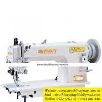 SM-340L máy may Simon ,máy 1 kim chân vịt bước ,cào ,motor tiết kiệm điện