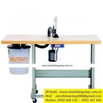 SM-FT-100 máy cắt Simon ,máy cắt chỉ thừa 1 đầu cố định