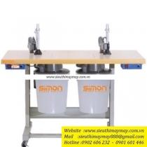 SM-FT-100-2 máy cắt Simon ,máy cắt chỉ thừa 2 đầu cố định