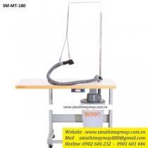 SM-MT-180 máy Simon ,máy cắt chỉ thừa 1 đầu cầm tay có thể di chuyển