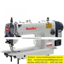 SS-H303DP máy may Sunsir ,máy may 1 kim bước motor liền trục
