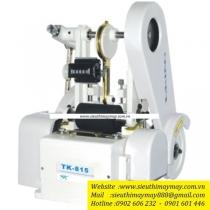 TK-815B-1 máy cắt Taking ,máy cắt nhãn ,băng nhám ,dây đai dao nóng lạnh ,điều chỉnh độ dài từ 1mm ~ 1500mm ,trọng lượng 21,5kg