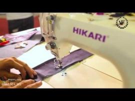 Máy 1 kim điện tử Nâng chân vịt tự động Hikari H8800E7C5AK